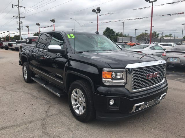 2015 GMC Sierra 1500 Denali in Oklahoma City, OK 73122