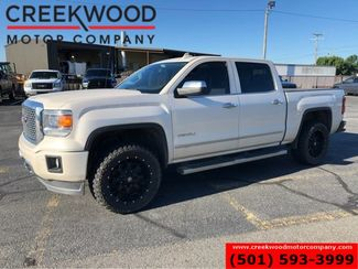 2015 GMC Sierra 1500 Denali 4x4 6.2L White Leveled 20s Nav Roof Tv Dvd in Searcy, AR 72143