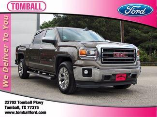 2015 GMC Sierra 1500 SLT in Tomball, TX 77375