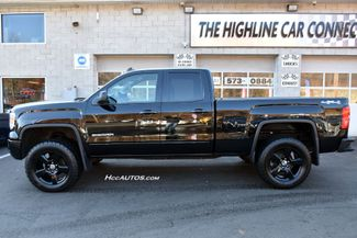 2015 GMC Sierra 1500 4WD Double Cab Waterbury, Connecticut 1
