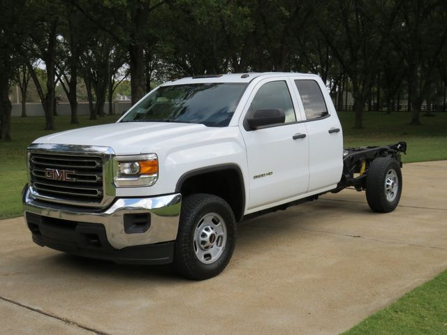 2015 GMC Sierra 2500HD Cab and Chassis