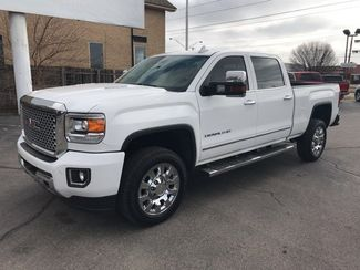 2015 GMC Sierra 2500 Denali 4X4 in Oklahoma City OK