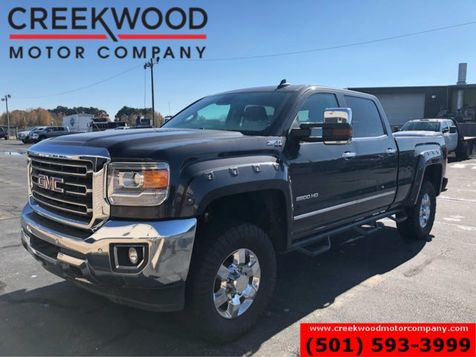 2015 GMC Sierra 2500HD SLT 4x4 Z71 Diesel New Tires 1 Owner 20s Nav CLEAN in Searcy, AR