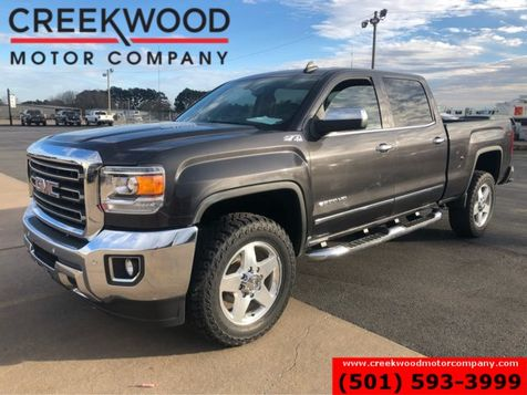 2015 GMC Sierra 2500HD SLT 4x4 Diesel New Tires Chrome 20s Nav Roof CLEAN in Searcy, AR