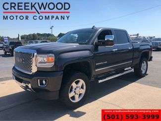 2015 GMC Sierra 2500HD Denali 4x4 Diesel Gray Roof Chrome 20s New Tires in Searcy, AR 72143