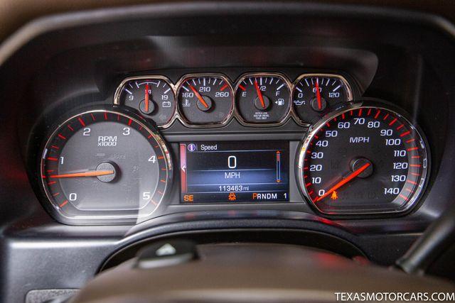 2015 GMC Sierra 2500HD SLT 4x4 in Addison, Texas 75001