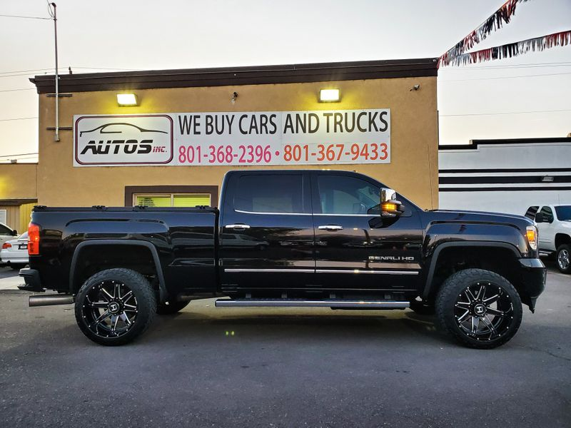 2015 GMC Sierra 2500HD Denali Z71 4x4  city Utah  Autos Inc  in , Utah
