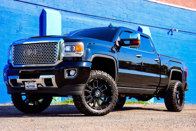 2015 GMC Sierra 2500HD Denali Duramax Diesel 4x4 in American Fork, Utah 84003