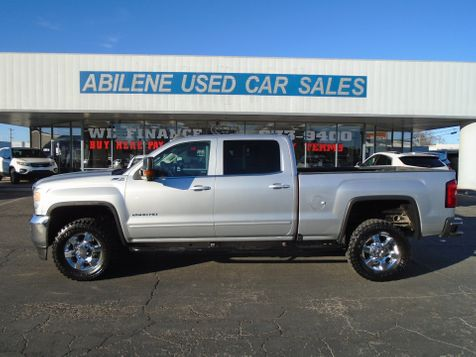 2015 GMC Sierra 2500HD available WiFi SLE in Abilene, TX