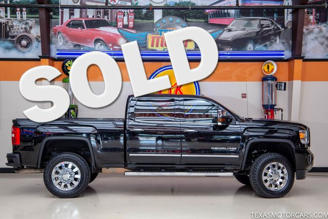 2015 GMC Sierra 2500HD available WiFi Denali 4x4