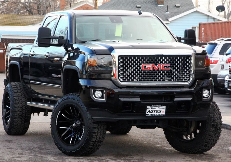 2015 GMC Sierra 2500HD available WiFi Denali Z71 4x4  city Utah  Autos Inc  in , Utah