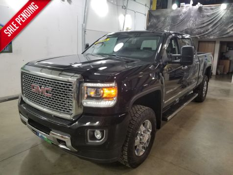 2015 GMC Sierra 2500HD   Denali Duramax  1 Owner 4x4 in Dickinson, ND