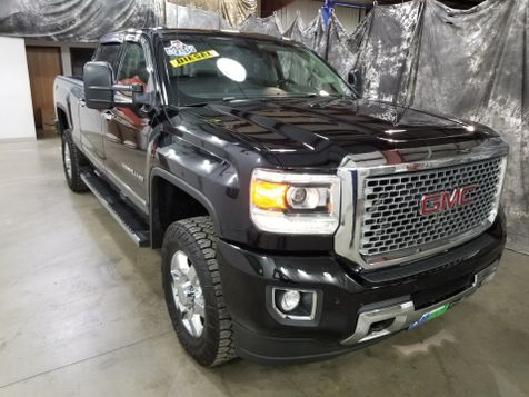2015 GMC Sierra 2500HD available WiFi Denali Duramax  1 Owner 4x4 in Dickinson, ND