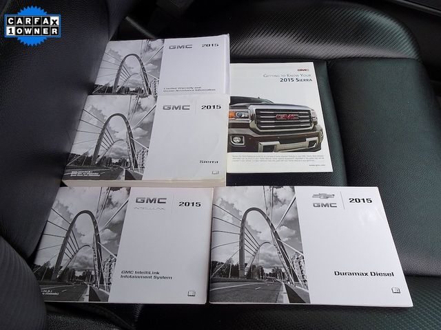 2015 GMC Sierra 2500HD available WiFi SLT Madison, NC 52