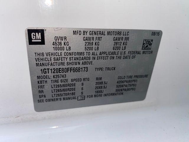 2015 GMC Sierra 2500HD available WiFi Denali Madison, NC 42