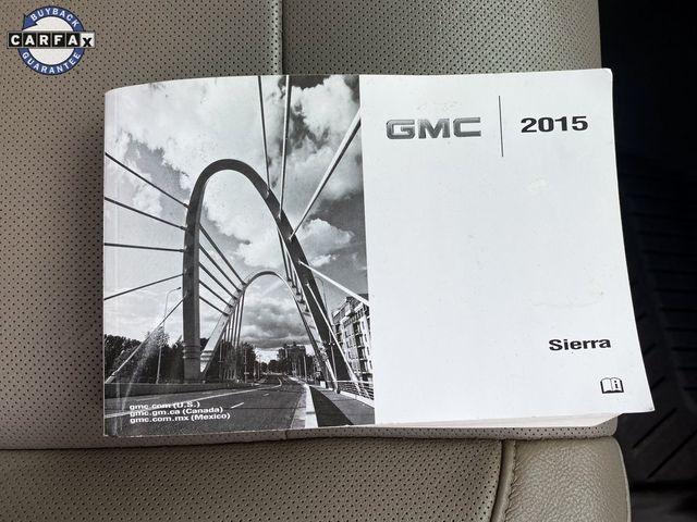2015 GMC Sierra 2500HD available WiFi SLT Madison, NC 19