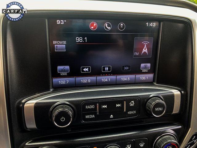 2015 GMC Sierra 2500HD available WiFi SLT Madison, NC 37
