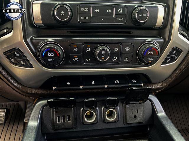 2015 GMC Sierra 2500HD available WiFi SLT Madison, NC 39