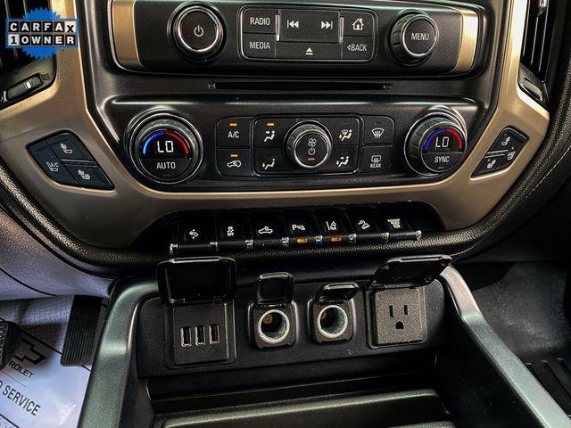 2015 GMC Sierra 2500HD available WiFi Denali Madison, NC 41