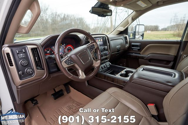 2015 GMC Sierra 2500HD available WiFi Denali in Memphis, Tennessee 38115