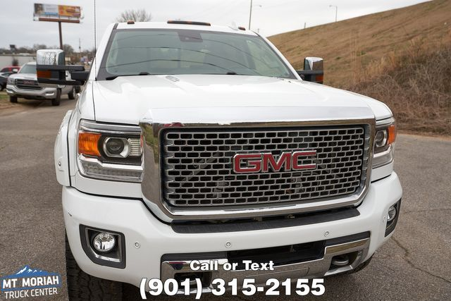 2015 GMC Sierra 2500HD available WiFi Denali in Memphis, TN 38115