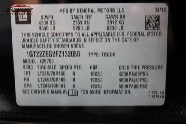 2015 GMC Sierra 2500HD SLT Merrillville, Indiana 44