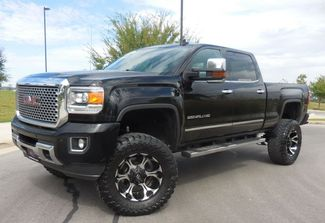 2015 GMC Sierra 2500HD available WiFi Denali in New Braunfels, TX 78130