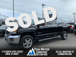 2015 GMC Sierra 2500HD available WiFi SLT   Orem, Utah   Utah Motor Company in  Utah