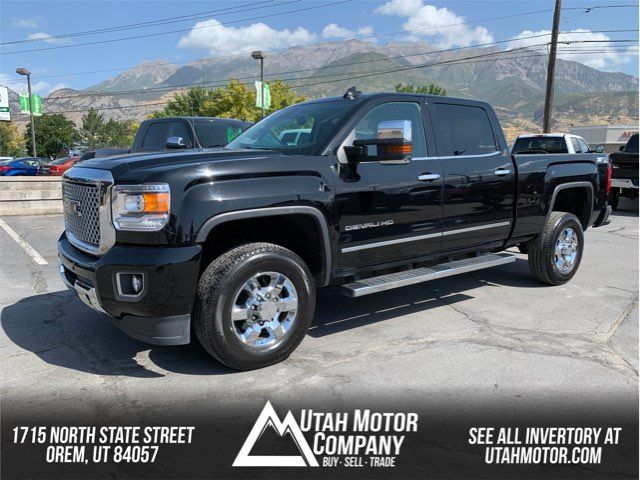 2015 GMC Sierra 2500HD available WiFi Denali in , Utah 84057