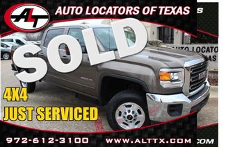2015 GMC Sierra 2500HD available WiFi SLE   Plano, TX   Consign My Vehicle in  TX