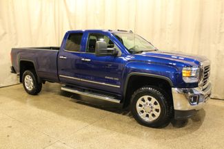 2015 GMC Sierra 2500HD Long Box 4x4 Diesel SLT in Roscoe IL, 61073