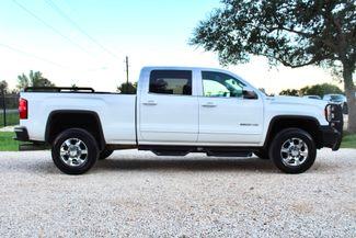 2015 GMC Sierra 2500 HD SLE Crew Cab 4X4 Z71 6.6L Duramax Diesel Allison Auto Sealy, Texas 12