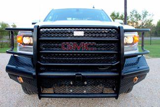 2015 GMC Sierra 2500 HD SLE Crew Cab 4X4 Z71 6.6L Duramax Diesel Allison Auto Sealy, Texas 13