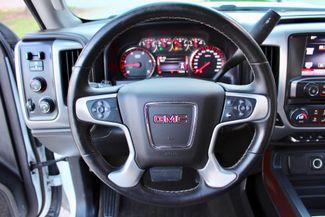 2015 GMC Sierra 2500 HD SLE Crew Cab 4X4 Z71 6.6L Duramax Diesel Allison Auto Sealy, Texas 50