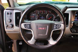 2015 GMC Sierra 2500HD SLE Double Cab 6.6l Duramax Diesel Allison Auto Sealy, Texas 53