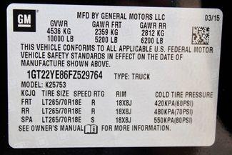 2015 GMC Sierra 2500HD SLE Double Cab 6.6l Duramax Diesel Allison Auto Sealy, Texas 73