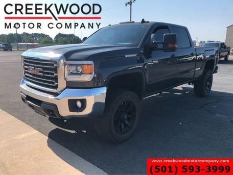 2015 GMC Sierra 2500HD SLE 4x4 Z71 Diesel Lifted 20s NewTires Leather Htd in Searcy, AR
