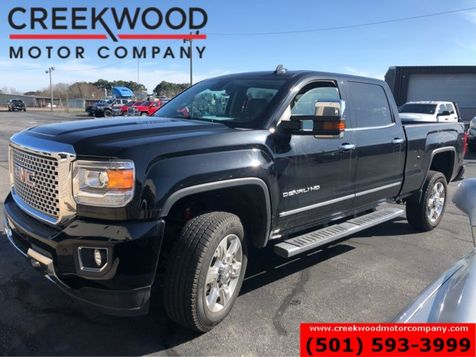 2015 GMC Sierra 2500HD Denali 4x4 Diesel Black Nav Chrome 20s New Tires in Searcy, AR