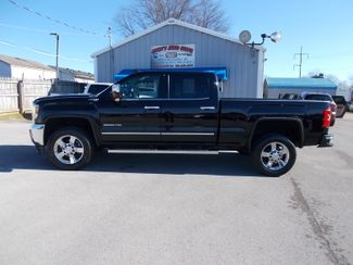 2015 GMC Sierra 2500HD available WiFi SLT Shelbyville, TN 3