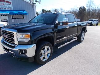 2015 GMC Sierra 2500HD available WiFi SLT Shelbyville, TN 7