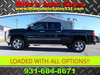 2015 GMC Sierra 2500HD available WiFi SLT Shelbyville, TN