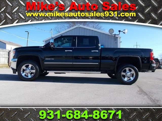 2015 GMC Sierra 2500HD available WiFi SLT Shelbyville, TN 1