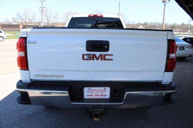 2015 GMC Sierra 2500HD available WiFi St. Louis, Missouri 3