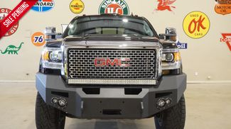 2015 GMC Sierra 2500HD Denali 4X4 DIESEL,LIFTED,ROOF,NAV,TUNER,20'S,34K in Carrollton TX, 75006