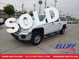 2015 GMC Sierra 2500HD CREW CAB SLE in Harlingen, TX 78550