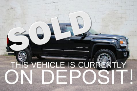 2015 GMC Sierra 2500HD Denali Crew Cab 4x4 Duramax Diesel w/Navigation & Heated/Cooled Seats in Eau Claire