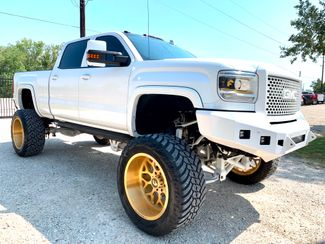 2015 GMC Sierra 2500HD Denali Crew Cab 4X4 Z71 6.6L Duramax Diesel Allison Auto LIFTED SEMA TRUCK in Sealy, Texas 77474