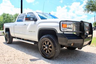 2015 GMC Sierra 2500HD Denali Crew Cab Z71 4X4 6.6L Duramax Diesel Allison Auto LOADED in Sealy, Texas 77474