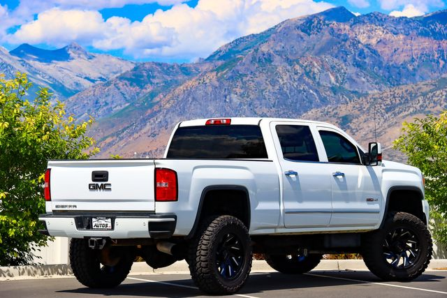 2015 GMC Sierra 2500HD Duramax Diesel ALL TERRAIN 4x4 in American Fork, Utah 84003