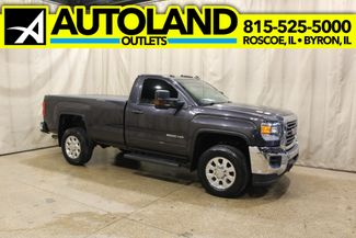 2015 GMC Sierra 2500HD long bed 4x4 SLE in Roscoe, IL 61073